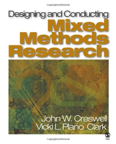 9781412927918: Designing and Conducting Mixed Methods Research
