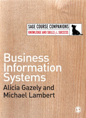 9781412928779: Business Information Systems (SAGE Course Companions series)