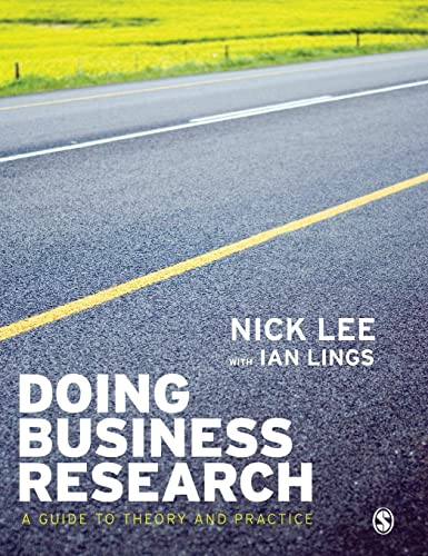 9781412928793: Doing Business Research: A Guide to Theory and Practice
