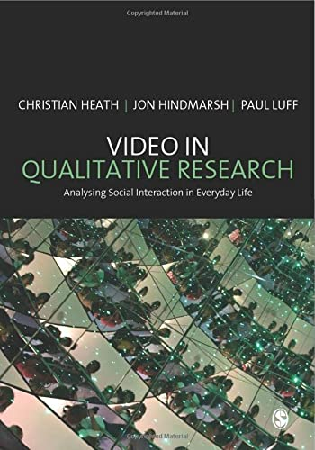 9781412929431: Video in Qualitative Research (Introducing Qualitative Methods series)