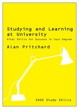 9781412929622: Studying and Learning at University: Vital Skills for Success in Your Degree (SAGE Study Skills Series)