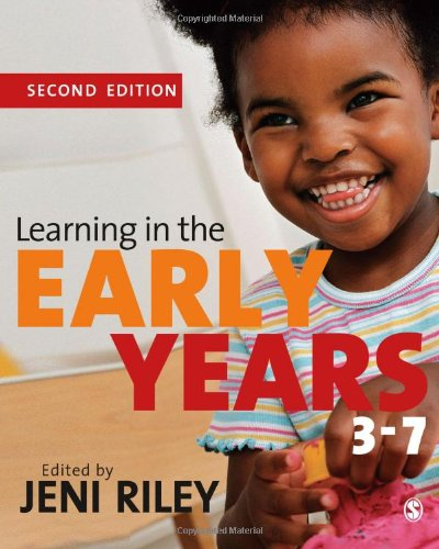 9781412929943: Learning in the Early Years 3-7