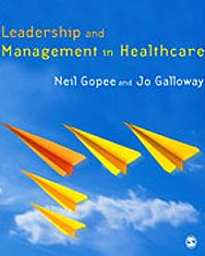 9781412930178: Leadership and Management in Healthcare