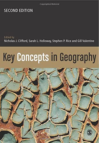 9781412930222: Key Concepts in Geography