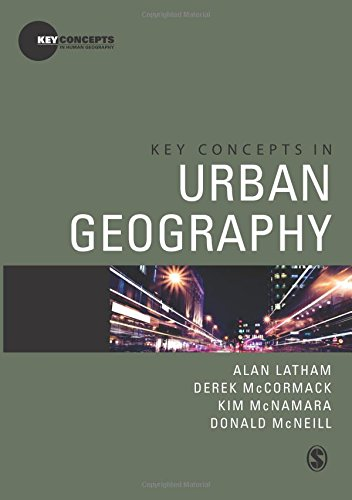 9781412930413: Key Concepts in Urban Geography (Key Concepts in Human Geography)