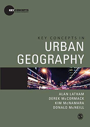 9781412930420: Key Concepts in Urban Geography (Key Concepts in Human Geography)