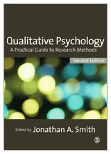 9781412930833: Qualitative Psychology: A Practical Guide to Research Methods