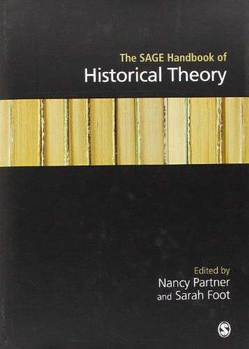 9781412931144: The SAGE Handbook of Historical Theory