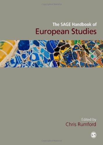 9781412933957: The SAGE Handbook of European Studies