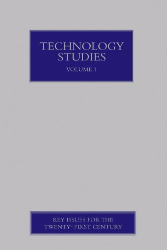9781412933964: Technology Studies (Key Issues for the 21st Century)