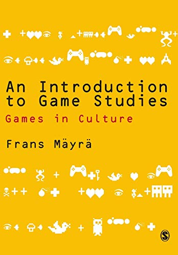 9781412934466: An Introduction to Game Studies
