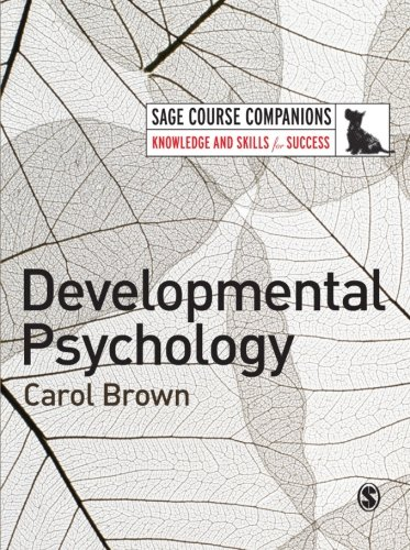 9781412934664: Developmental Psychology: A Course Companion (SAGE Course Companions series)