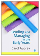 9781412934961: Leading and Managing in the Early Years