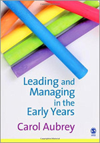 9781412934978: Leading and Managing in the Early Years