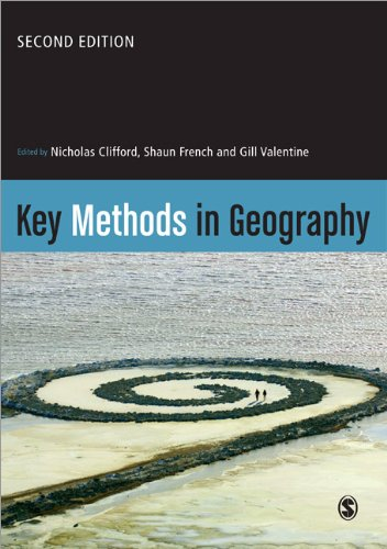 9781412935098: Key Methods in Geography