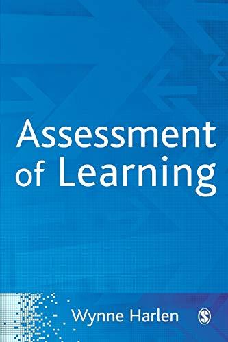 9781412935197: Assessment of Learning