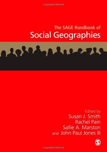 9781412935593: The SAGE Handbook of Social Geographies
