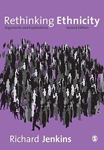 9781412935838: Rethinking Ethnicity