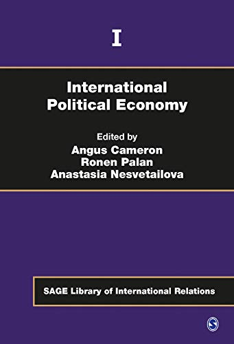 9781412936026: International Political Economy (SAGE Library of International Relations)