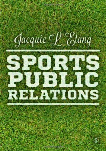 9781412936187: Sports Public Relations
