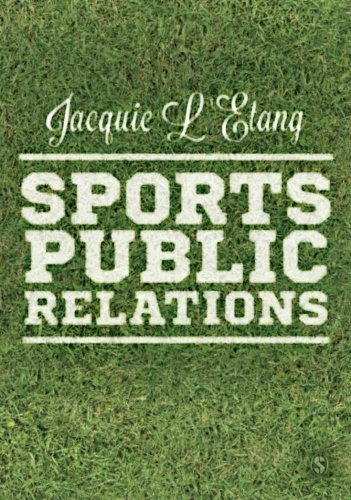 9781412936194: Sports Public Relations