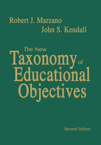 9781412936286: The New Taxonomy of Educational Objectives