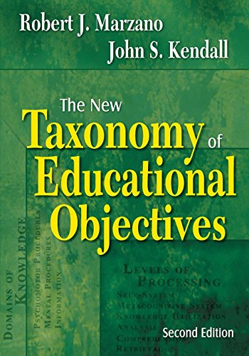 9781412936293: The New Taxonomy of Educational Objectives