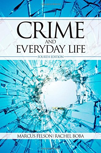 9781412936330: Crime and Everyday Life