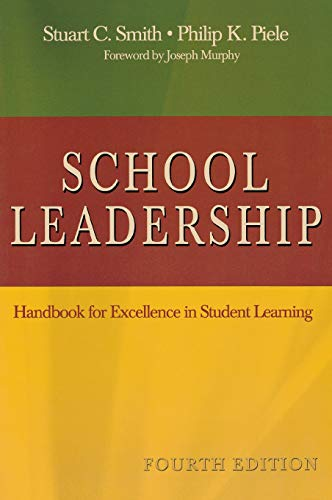 9781412936538: School Leadership: Handbook for Excellence in Student Learning