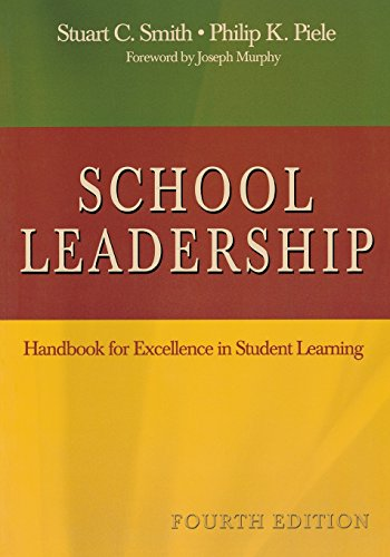 9781412936545: School Leadership: Handbook for Excellence in Student Learning
