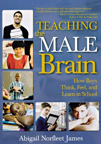 9781412936637: Teaching the Male Brain: How Boys Think, Feel, and Learn in School
