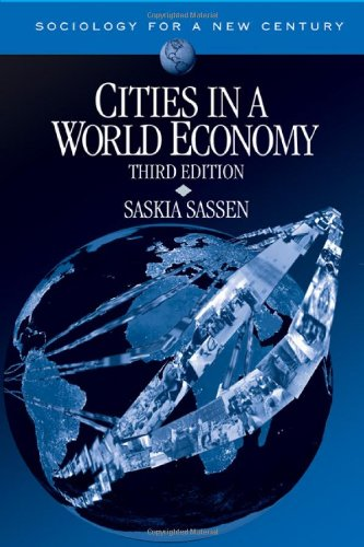 9781412936804: Cities in a World Economy (Sociology for a New Century Series)