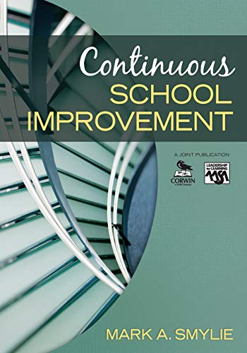 9781412936897: Continuous School Improvement (Leadership for Learning Series)