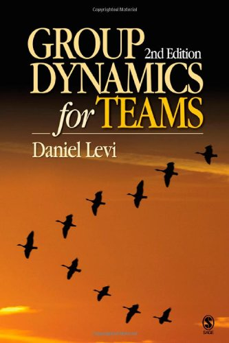 9781412937498: Group Dynamics for Teams