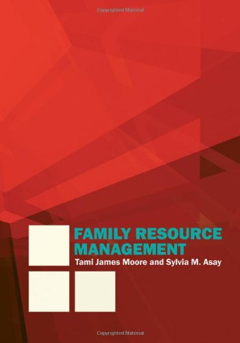 Family Resource Management: Tami James Moore; Dr. Sylvia M. Asay