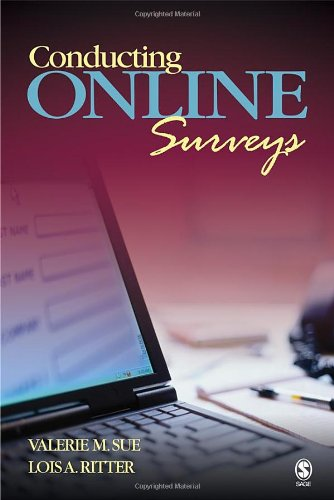 9781412937535: Conducting Online Surveys