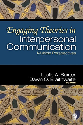 9781412938525: Engaging Theories in Interpersonal Communication: Multiple Perspectives