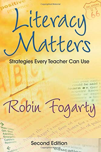 9781412938914: Literacy Matters: Strategies Every Teacher Can Use