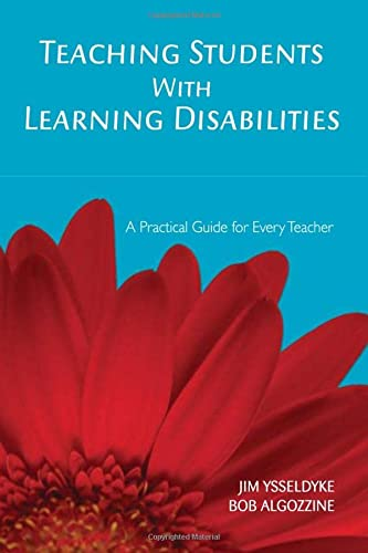 Teaching Students With Learning Disabilities: A Practical: James E. Ysseldyke;