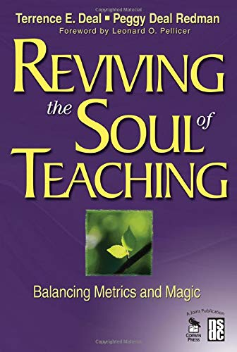 9781412940511: Reviving the Soul of Teaching: Balancing Metrics and Magic