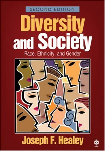 9781412940672: Diversity and Society: Race, Ethnicity, and Gender