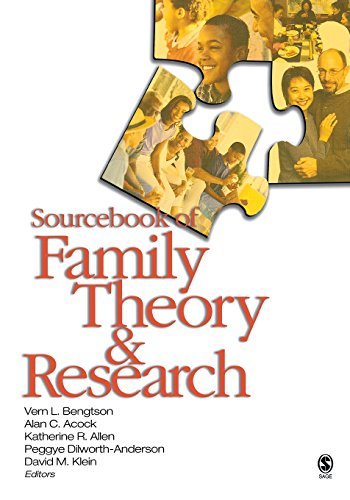 9781412940856: Sourcebook of Family Theory and Research
