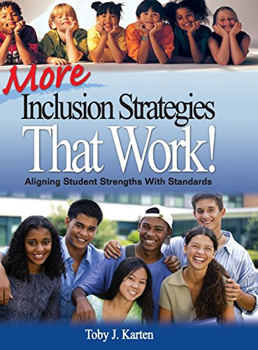 9781412941150: More Inclusion Strategies That Work!: Aligning Student Strengths With Standards