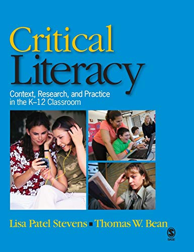 9781412941174: Critical Literacy: Context, Research, and Practice in the K-12 Classroom