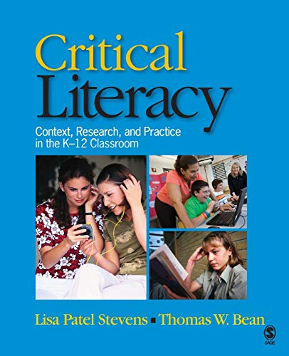 9781412941181: Critical Literacy: Context, Research, and Practice in the K-12 Classroom