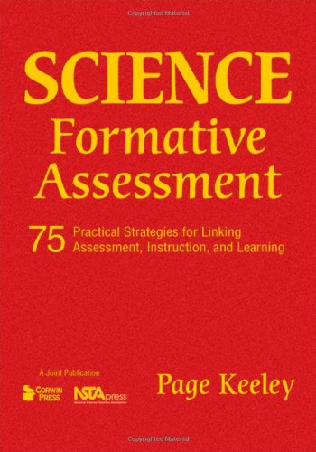 9781412941792: Science Formative Assessment: 75 Practical Strategies for Linking Assessment, Instruction, and Learning (Joint Publication)