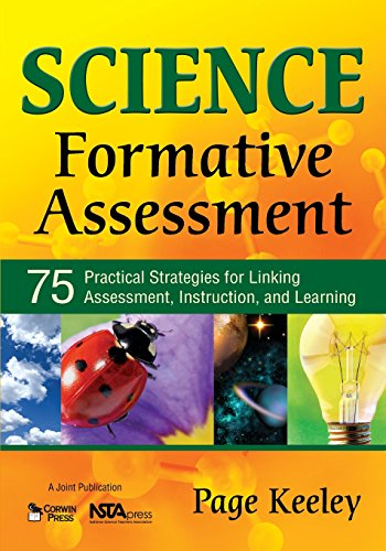 9781412941808: Science Formative Assessment: 75 Practical Strategies for Linking Assessment, Instruction, and Learning