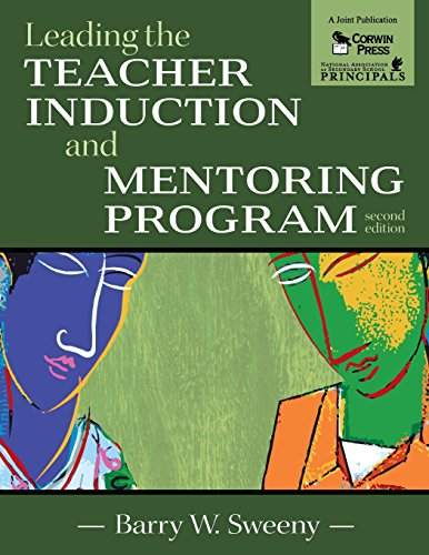 9781412944618: Leading the Teacher Induction and Mentoring Program (NULL)