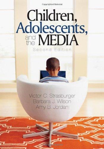 9781412944670: Children, Adolescents, and the Media