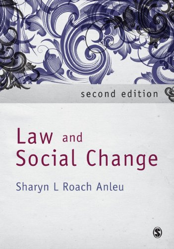 9781412945608: Law and Social Change